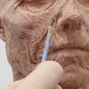 Sculpting The Zombie