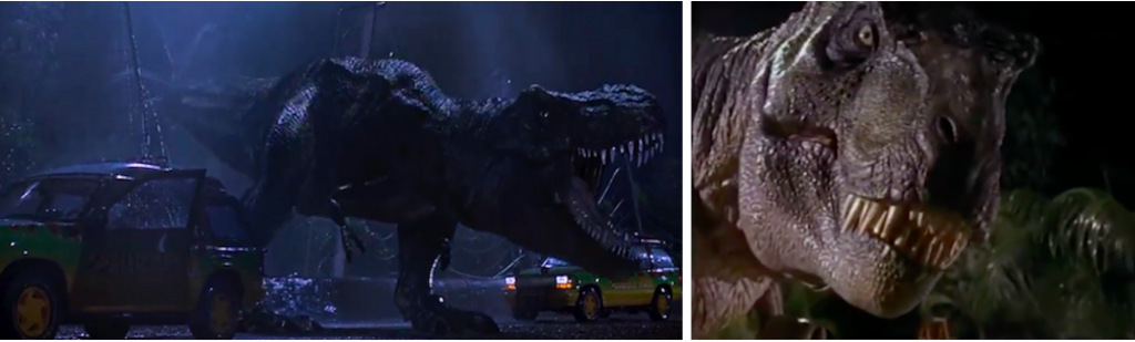 Jurassic Park: Universal via YouTube screengrab